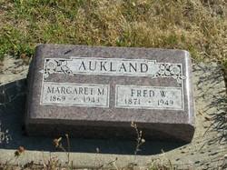 Margaret Mary <I>Duly</I> Aukland