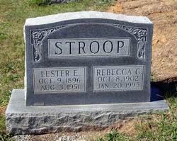 Lester E Stroop