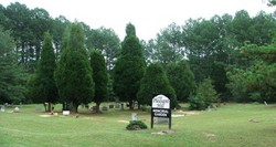 Old Pleasant Hill Baptist Church Cemetery