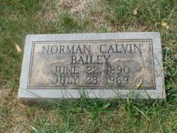 Norman Calvin Bailey, Sr