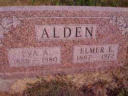 Eva A <I>Steenrod</I> Alden