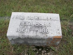 Dr Ford McCullough Burleson