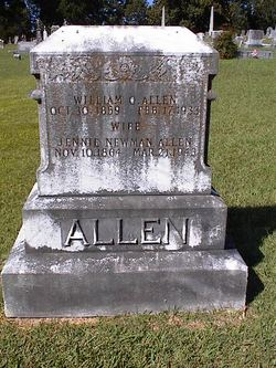 William Oliver Allen