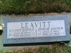 Hyrum Andrew Leavitt