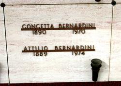 Attilio Bernardini