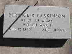 Bernice Richard Parkinson