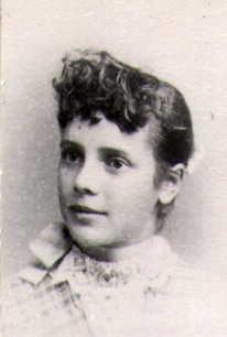 Clara Rebecca <I>Hardy</I> Hatt