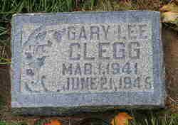 Gary Lee Clegg