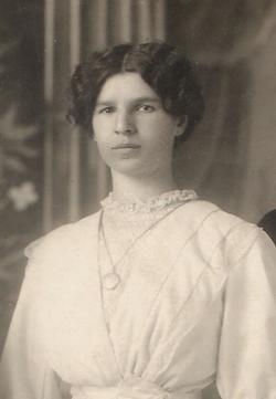 Augusta Mary <I>Sickmann</I> Clodius