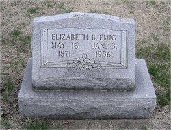 Elizabeth Striegel <I>Butze</I> Emig