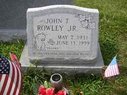 Lieut John T Rowley