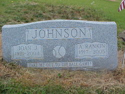 A. Rankin Johnson, Jr
