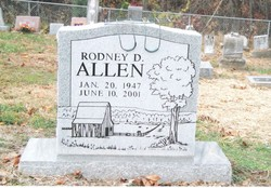 Rodney D. Allen