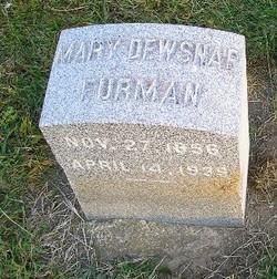 Mary Furman Dewsnap