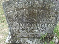 Lewis V. Robinson