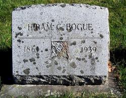 Hiram C Bogue