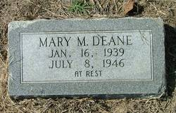 Mary M. Deane