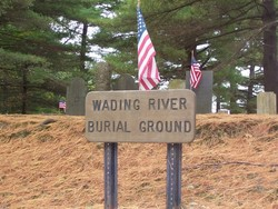 Wading River Burial Ground