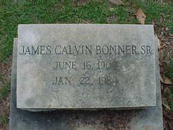 James Calvin Bonner Sr.