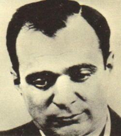 """Bernard """"Lulu"""" Rosenkrantz"""