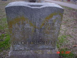 W. M. Bloodworth