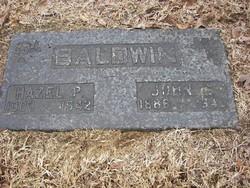 Hazel Pauline <I>Ike</I> Baldwin