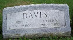 Irene Ardelle <I>Graves</I> Davis