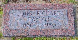 Rev John Richard Taylor