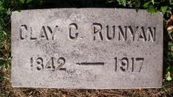 Pvt Clay C. Runyan