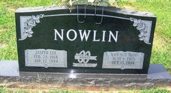 Jasper Lee Nowlin