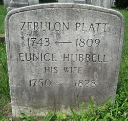 Zebulon Platt