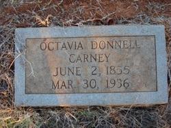 Octavia <I>Donnell</I> Carney