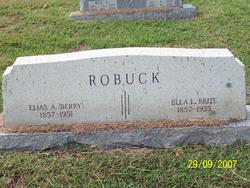 Ella Lucas <I>Brite</I> Robuck