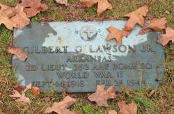 LT Gilbert G. Lawson Jr.