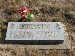 Clara Edith <I>Miner</I> Baldwin