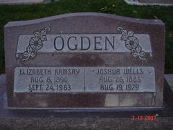 "Joshua Wells ""Josh"" Ogden"