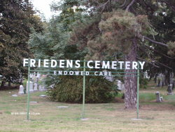 Friedens Cemetery Mausoleum and Chapel
