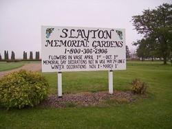 Slayton Memorial Gardens