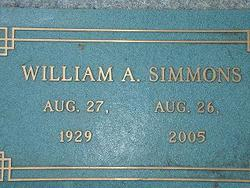 William A. Simmons