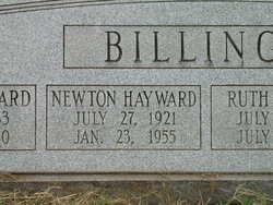Newton Hayward Billings, Jr