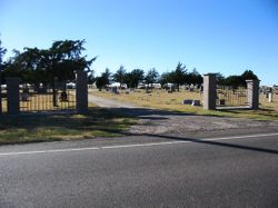 Greeley County Cemetery