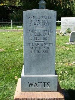 Anne Eliza Watts