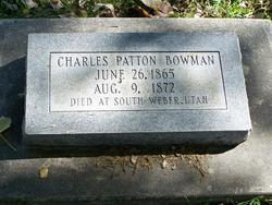 Charles Patton Bowman