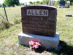 Eliza Jane <I>Murray</I> Allen