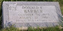 Donald E Barber