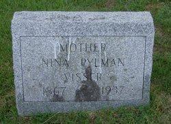 Nina <I>Pylman</I> Visser