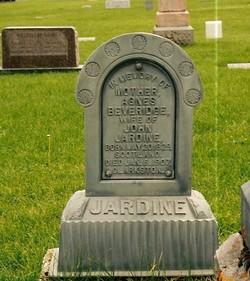 Agnes <I>Beveridge</I> Jardine