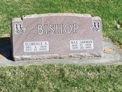 Max Jarman Bishop