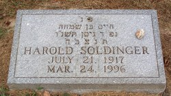 Harold Soldinger