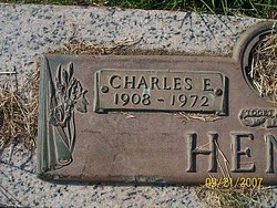 Charles Edward Henry